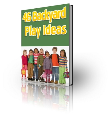 Product picture Backyard Play Ideas for Children