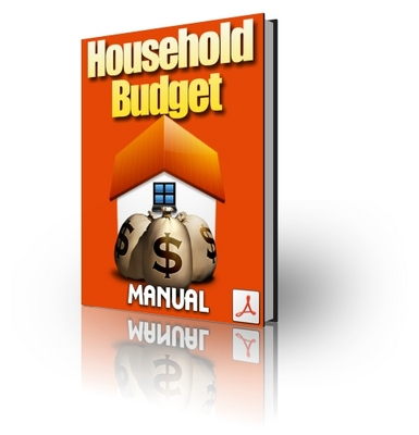 Product picture Household Budget Manual