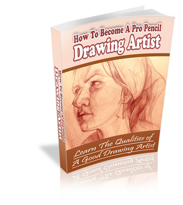 Product picture How to be a Pro Pencil Drawing Artist