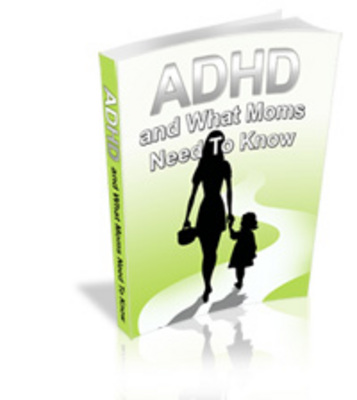 Product picture ADHD Kids Guide for Mom