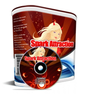 Product picture Spark Attraction Subliminal Audio