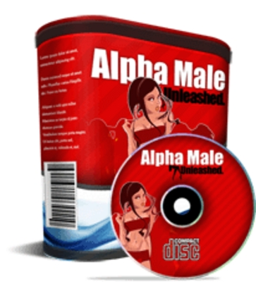Product picture Become an Alpha Male with Subliminals