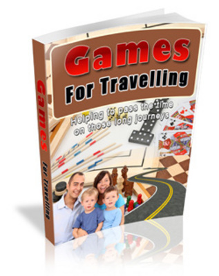 Product picture Kids Games Auto Travel Fun