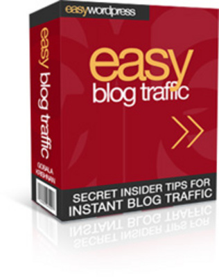 Product picture Increase Blog Traffic Easily
